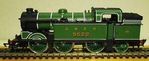 Airfix 54154 LNER Class N2 Tank 0-6-2 Green 9522 Loco 00 Gauge T48