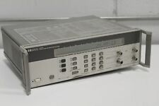 Hp Agilent 5361A CW Microwave Pulse Counter Option 001 006 Limiter Oven Time Bas