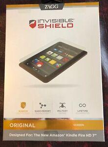 "ZAGG Invisible Shield Kindle Fire HD 7"" Screen Protector"
