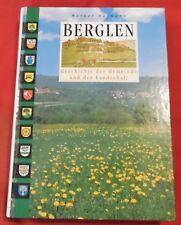 Berglen - Geschichte der Gemeinde und Landschaft , W. Hofmann , HC , 1993 , Sign