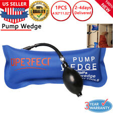Automotive NEW Air Pump Wedge Auto Hand Tool Inflatable Pump For Car Door Window