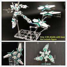 Effectswings EW DE 3 Shield set for Bandai 1/144 RG HG Full Armor Unicorn Gundam