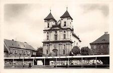 Litvínov LIDE BDETE Kirche Foto Postkarte
