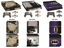 Cover skin adesivi BATMAN SONY PLAYSTATION 4  PELLICOLA ADESIVA BATMAN