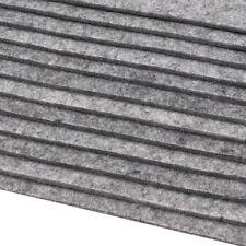 12 Filzplatten 2-3 mm dick Bastelfilz DIN A4 20x30 cm Filz 416 g/m² viele Farben