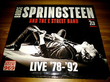 Bruce Springsteen & The E Street Band LIVE '78-'92 (Greek 2cd promo-NEW)