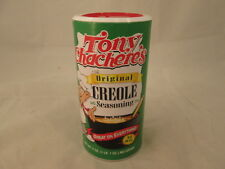 Tony Chachere's Original Creole Seasoning NO MSG Great on Everything 17oz
