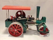 Wilesco 'Old Smokey' D375 stream roller tractor, steam engine
