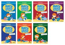 NEW Harry and His Bucket Full of Dinosaurs Set of 7 DVD Character Building Story