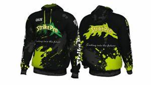 Strike Pro Sweatshirt range of size