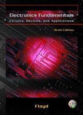Electronics Fundamentals by Thomas L Floyd