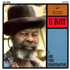 U ROY  I AM THE ORIGINATOR NEW CD £9.99