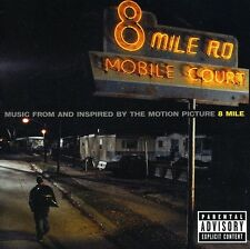 Eminem, 8-Mile - 8-Mile [New CD] Germany - Import