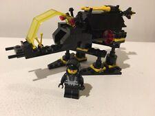 Lego 6876 - Lego Space Blacktron Alienator - Complete w/ Minifigure