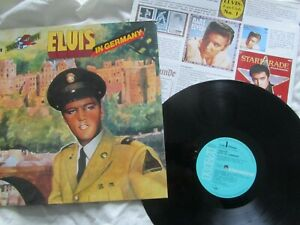 ELVIS PRESLEY  TAKE OFF  IN GERMANY -  RARE VINYL  -  (RCA NL 89244, Germany) LP