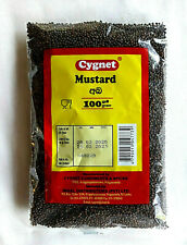 New Organic Mustard Seeds 100% Natural Spice 100g from Sri Lanka