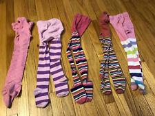 GIRLS GYMBOREE 12-24 5-7 TIGHTS ANCHOR /& STRIPES 3-4 10-12 SOCKS 2-3 8-10