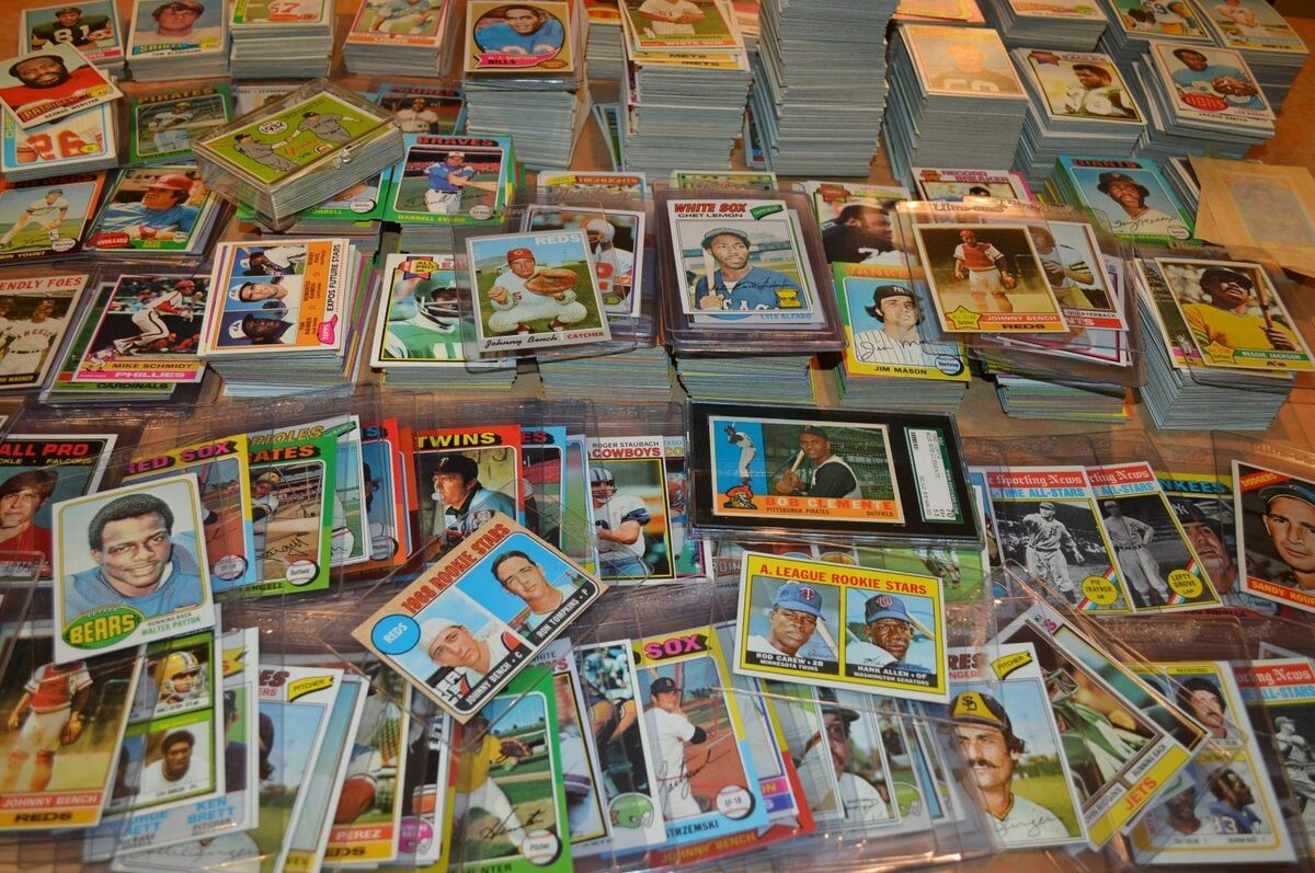 VINTAGE SPORTS CARD WAREHOUSE