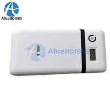 3.3A 5V 12V 21V Mobile Power Bank 18650 Battery Charger For Laptop Iphone White
