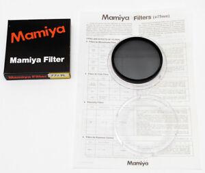 Mamiya POL RB / RZ 77mm PL Polarisationsfilter /  Polarizing FILTER NEU  854583