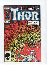 The Mighty Thor #344 & #345 / Simonson / VF+ HIGH GRADE! / LOOK!!