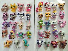 3pcs/Lot random rare LPS pet figure Littlest Pet Shop toy Christmas gift