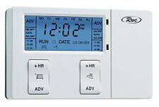 RW2 Programador De Calefacción Electrónica de dos canales