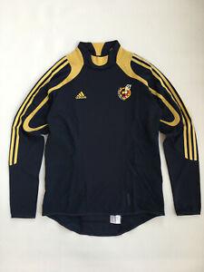 Adidas Formotion Spain Training Top Euro 2008 Camiseta Futbal Camisa Espana S/M