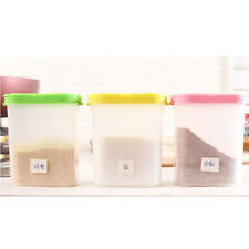 250ML Sealed Crisper Storage Box With Dual Lid Head Food Sorting Container Box
