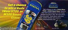 "2015 RYAN SIEG ""VUZIX CAMARO"" #39 NASCAR XFINITY SERIES POSTCARD"