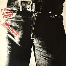 The Rolling Stones-Sticky Fingers (LP) (G + +/G + +)