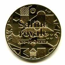 25 ARC-EN-SENANS Saline royale 4, 2015, Monnaie de Paris