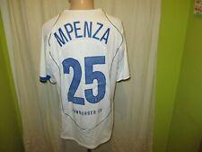 "Hamburger SV Nike Heim Trikot 2004/05 ""ADIG INVESTMENT"" + Nr.25 Mpenza Gr.XL"