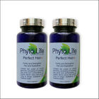 PERFECT HAIR PLUS 2 PACK Phyto Life Dense Shiny Hair Growth Replace Phytophanere