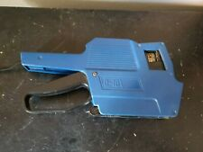 New listing Blue D-16 Price Tag Gun used