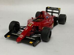 1/18 Exoto Ferrari 641/2 Winner of 1990 GP of Mexico of Alain Prost  97101  MG60