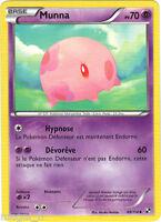 Pokemon  n° 48/114 - MUNNA - PV70