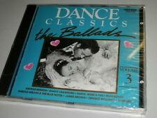 ARCADE DANCE CLASSICS THE BALLADS 3 NEU & OVP CD MIT GEORGE BENSON ROSE ROYCE ..