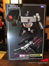 TAKARA TOMY TRANSFORMERS MASTERPIECE MP-5 G1 MEGATRON BRAND NEW! Factory SEALED!