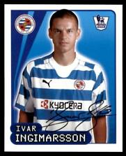 Merlin Premier League 2007/08 Ivar Ingimarsson Reading No. 507