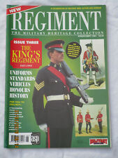 REGIMENT MAGAZINE: The Kings Regiment 1685-1994,No. 3 ,von 1994
