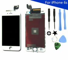 Front Glass LCD Touch Screen Digitizer Display  Replacement For iphone 6s White