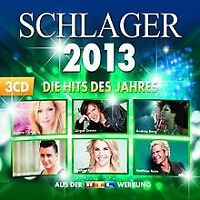 Schlager 2013 - Die Hits des Jahres von Various | CD | Zustand gut