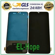 DISPLAY LCD One Plus ONEPLUS 6T A6010 A6013 TOUCH SCREEN VETRO SCHERMO NERO