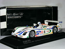 Minichamps Audi R8 Champion Racing 2003 Le Mans #6 LTD ED 1/43