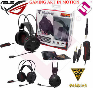 GAMDIAS Hebe V2 GHS3300 Stereo PC/PS4/xBox Gaming Headset