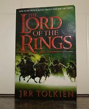 The Lord of the Rings by J. R. R. Tolkien Paperback 2001 Film Tie in cover