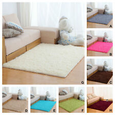 Kinds Superfine Fiber Rectangle Carpet Anti-Skid Yoga Floor Mat Living Room Rugs