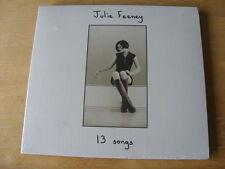 CD - Julie Feeney - 13 SONGS - Digipak       *NEW , SEALED**FREE P&P*