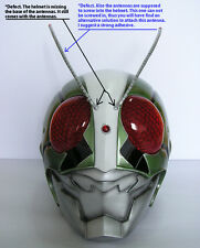 FLASH SALE!! Kamen Rider THE FIRST No.2 Helmet 1/1 Scale Action Hero Props READ